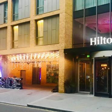 Hilton Bankside, Southwark