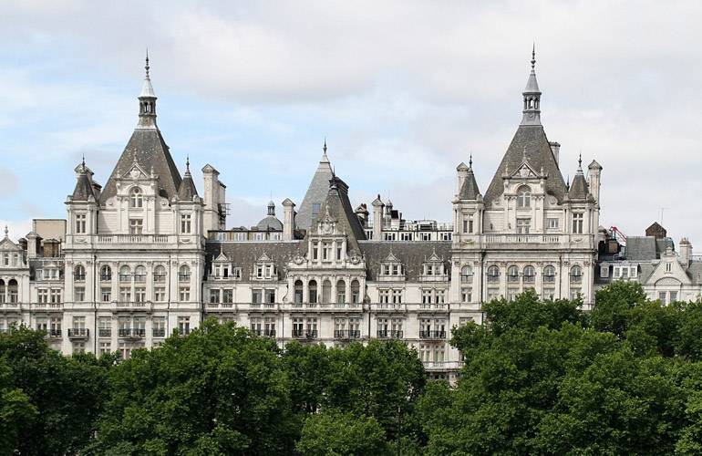 The Royal Horseguards Hotel, Central London